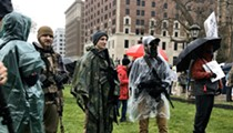 Vast majority of Michigan voters support banning guns at state Capitol and polling places, survey finds