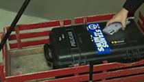 Viral video alleging a ballot box had entered Detroit's TCF Center after deadline was actually camera equipment