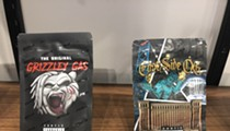 Rapper Tee Grizzley debuts his new line of cannabis products in a former ice cream store in metro Detroit
