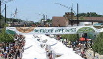 The 19th annual Berkley Art Bash returns for single-day festival with more than 100 art vendors