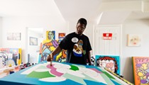 Spot Lite teams up with Sheefy McFly for its first exhibition
