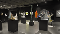 Royal Oak's Habatat Galleries celebrates 50 years of kicking glass with anniversary glass show