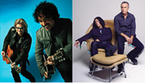 Just announced: Hall and Oates and Tears for Fears will co-headline the Joe in May
