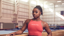 Gymnast Simone Biles leads 'Gold Over America' tour with fellow Olympians at Detroit's Little Caesars Arena