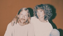 We talked to Tennis about marriage, anxieties, and sailing before their show at the Magic Bag