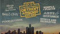 The 2017 Best of Detroit voting is now open