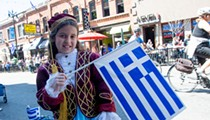 Get your Greek on this Sunday at the Greek Independence Day parade