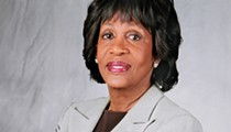 Congresswoman and black feminist queen Maxine Waters to appear at Wright Museum this evening