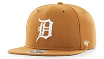 Carhartt launches Detroit Tigers collection