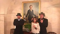 Kid Rock, Ted Nugent, and Sarah Palin visited Trump in the White House