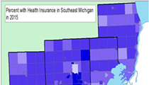 MAP: In Southeast Michigan, Hamtramck has largest percentage of uninsured residents