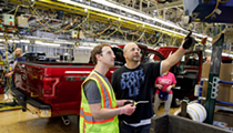 Mark Zuckerberg works at Detroit area factory for a day, realizes it's hard