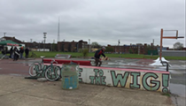Not vacant: the Midtown site where Detroit has approved a $77M development is actually a skatepark