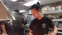 Chef Brion Wong leaves The Peterboro