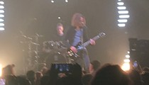 Live review: Soundgarden's final show at the Fox on Wednesday, May 17
