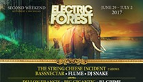 Electric Forest reveals 2017 daily stage schedule, releases more tickets for first weekend