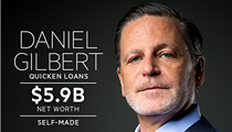 Dan Gilbert named richest person in all of Michigan, because of course he is