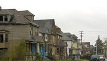 Detroit is razing houses with money intended to save them