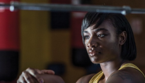 The Boxer: Claressa Shields, Professional boxer and two-time Olympic gold medalist