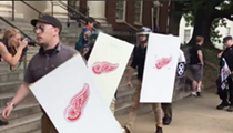 Red Wings logo appropriated by white supremacists, team vows to explore 'every possible legal action'