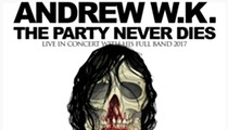 Private Meet and Greet and Pizza Party with Andrew WK