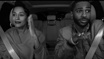Big Sean and Tracee Ellis Ross are hilarious together on 'Carpool Karoke'