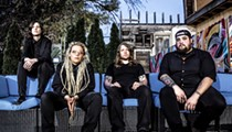 Sweat's melancholic art metal kicks ass, takes heart