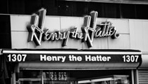 Henry the Hatter gets new home in Eastern Market