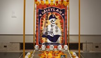 Detroit Institute of Arts welcomes the dead with ofrenda displays
