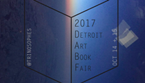 This weekend's Detroit Art Book Fair will offer bound(less) creations