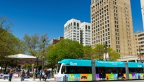 Despite six collisions, the QLine is still twice as safe as a city bus