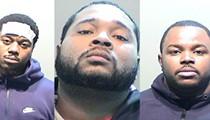 Three men charged in Greektown Casino elevator murder