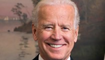 Due to snowstorm, Joe Biden's Ann Arbor appearance has been postponed
