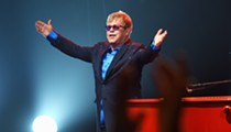 Elton John will play in Detroit during farewell tour