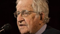 Noam Chomsky will speak in Dearborn on Sunday
