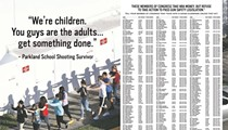 <i>NYT</i> ad calls out lawmakers who have accepted NRA money, including Michigan's