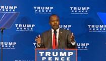 Ben Carson's HUD spent $31k on a dining set while planning cuts for poor people