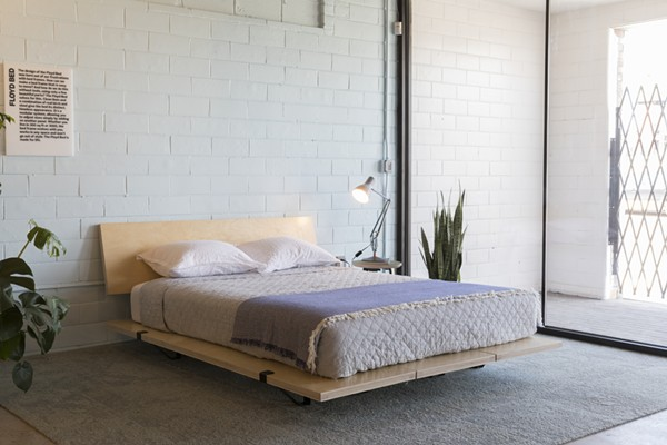 a millennial furniture store called floyd is opening in eastern market tomorrow the scene. Black Bedroom Furniture Sets. Home Design Ideas
