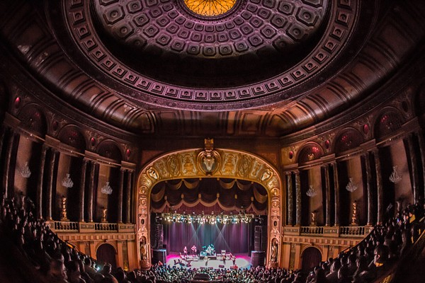 The Fillmore Is Closing For Renovations This Summer City Slang