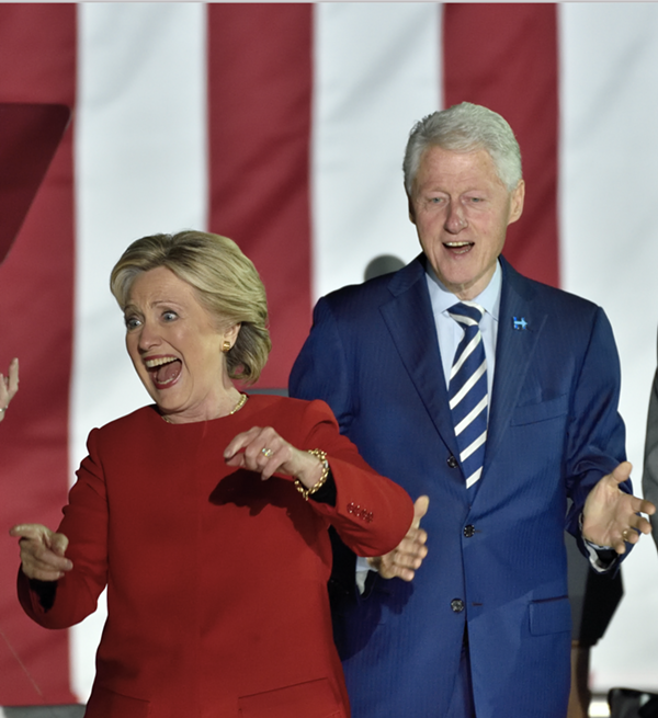 Hillary Clinton Latest News: Bill And Hillary Clinton Are Going On Tour With A Stop In
