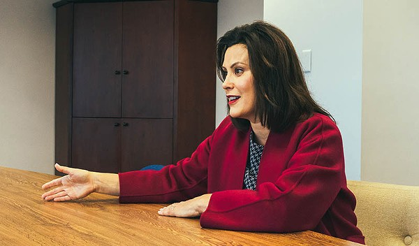 Before there was #MeToo, there was Gretchen Whitmer