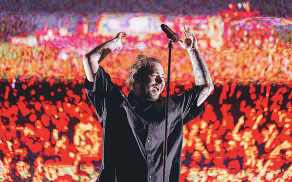 Post Malone will bring latest tour through Detroit in September