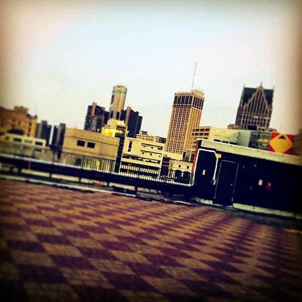 Detroit Opera House Opens Sky Deck Food Amp Drink