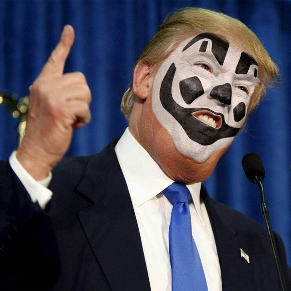 Trump Bernie Makes Better Juggalo Scene