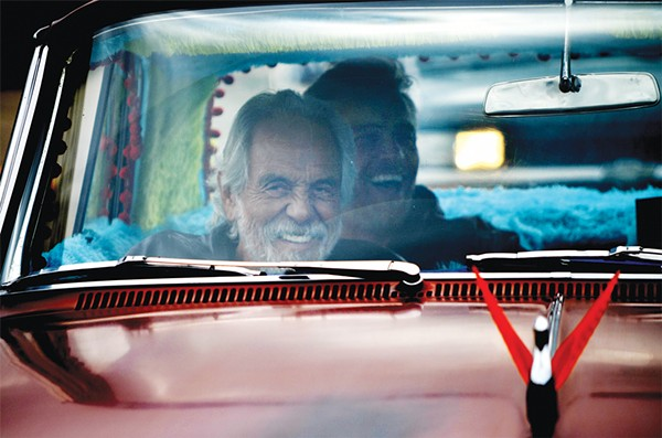 Tommy Chong The King Of Green Local News Detroit