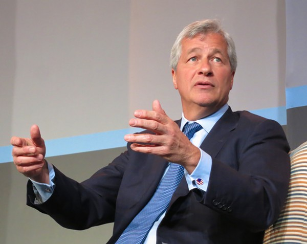 Embattled JPMorgan Chase CEO uses Detroit as backdrop in Bloomberg