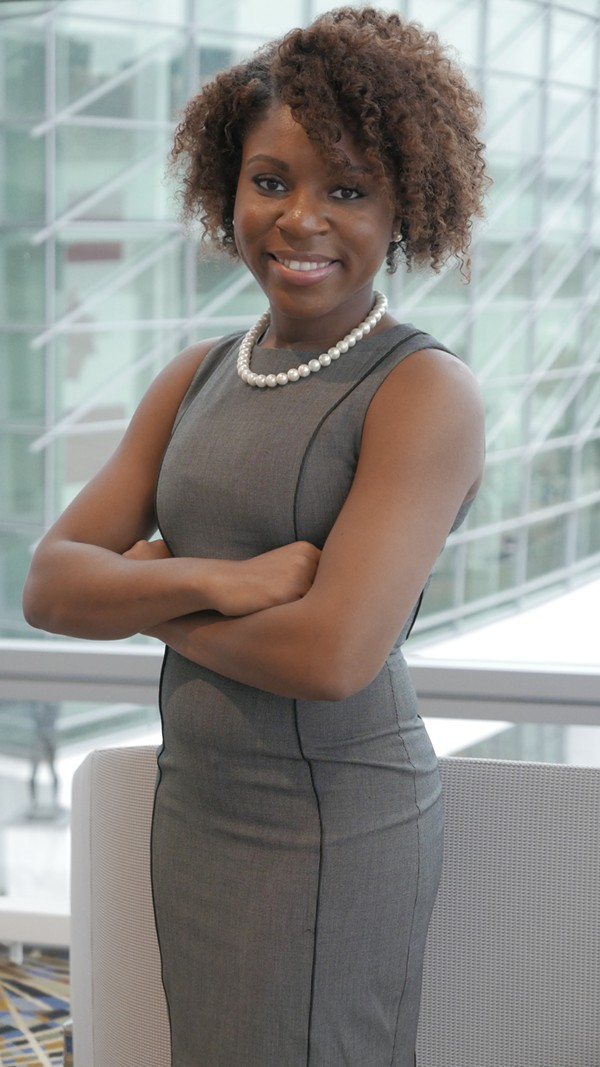 Meet the 22-year-old woman running for mayor of Detroit