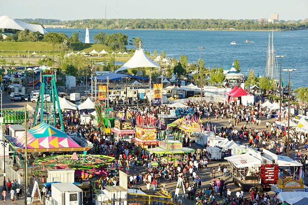 your guide to michigan u0026 39 s summer festivals