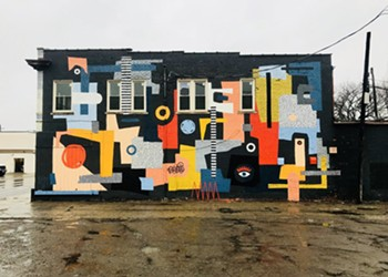 Online catalog will pinpoint more than 1,000 Detroit murals