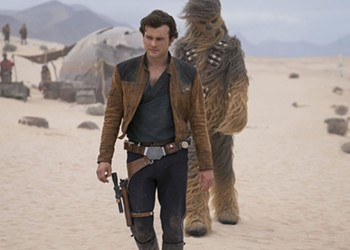 'Solo' is only so-so